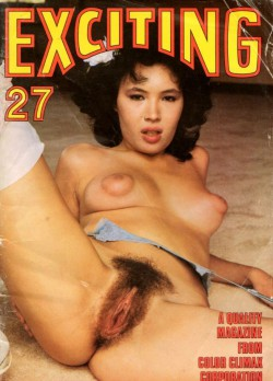 Color Climax Exciting 27 (Magazine) cover