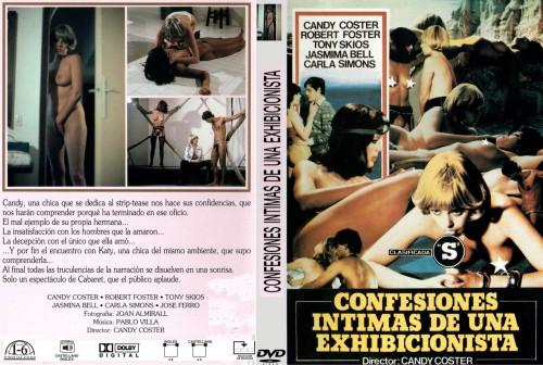 Confesiones Intimas De Una Exhibicionista (1983) cover