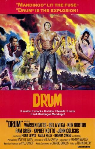 Drum (1976) cover