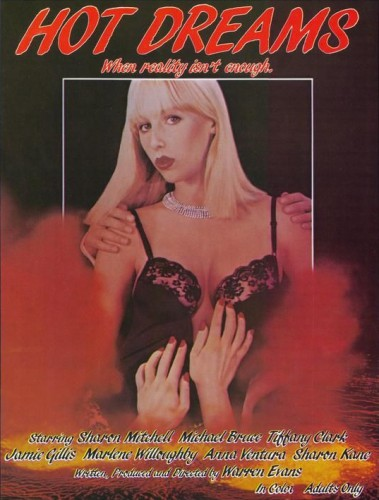Hot Dreams (1983) cover