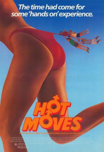 Hot Moves (1985) cover