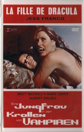 La fille de Dracula (1972) cover