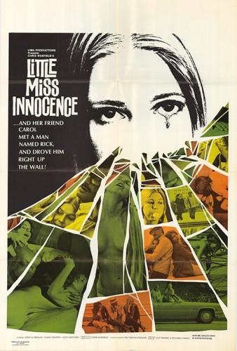 Little Miss Innocence (1973) cover