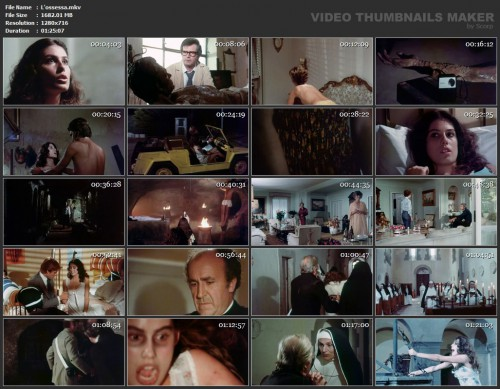 L'ossessa (1974) screencaps