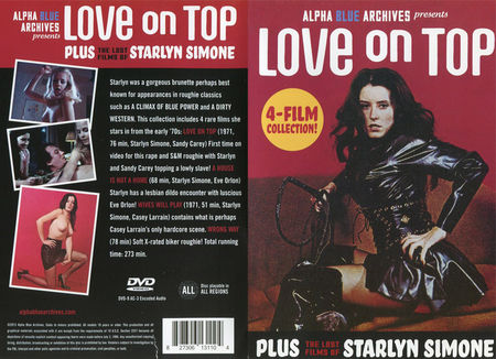 Love on Top (1973) cover