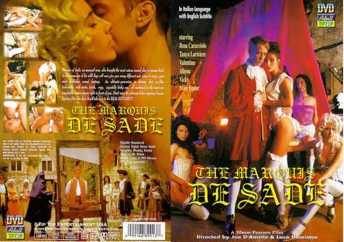 Marquis de Sade (1994) cover