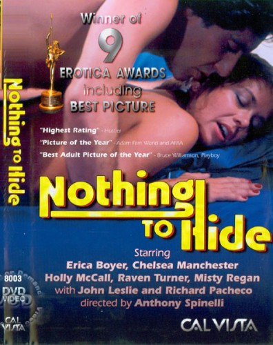 Nothing to Hide (1981) cover