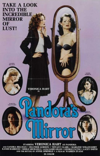 Pandora's Mirror (Better Quality) (1981) cover