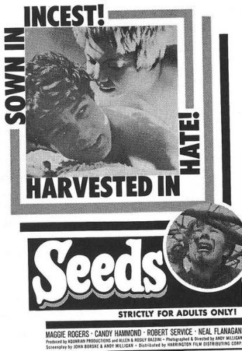 Seeds (1968) cover