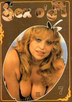 Silwa Sex o'M 07 (Magazine) cover