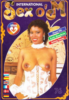 Silwa Sex o'M 76 (International) (Better Quality) (Magazine) cover