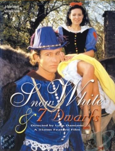 Snow White & 7 Dwarfs (1995) cover