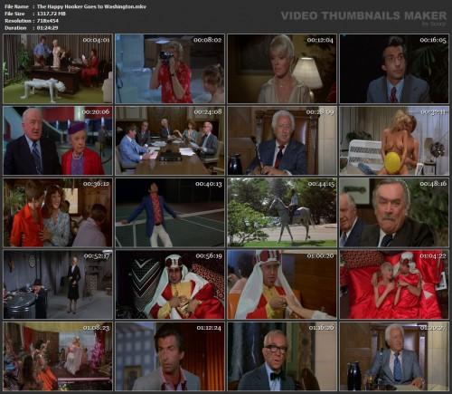 The Happy Hooker Goes to Washington (1977) screencaps