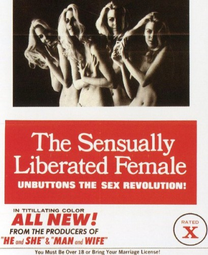 The Sexually Liberated Female (1970) cover