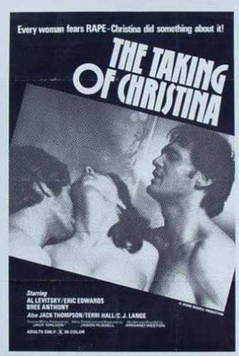The Taking of Christina (1976) cover