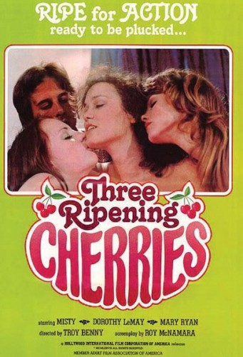 Three Ripening Cherries (1979) cover