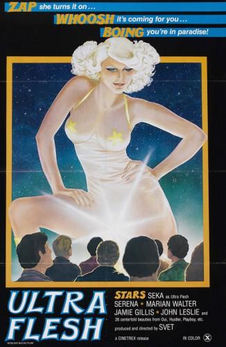 Ultra Flesh (1980) cover