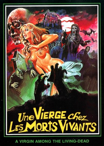 A Virgin Among the Living Dead (BDRip) (1973) cover