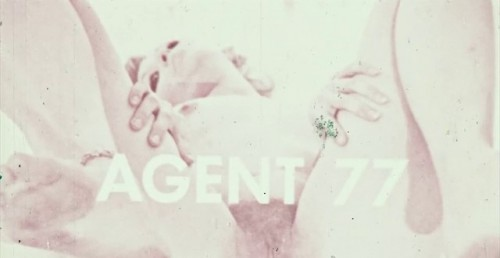 Agent 77 (1970) cover