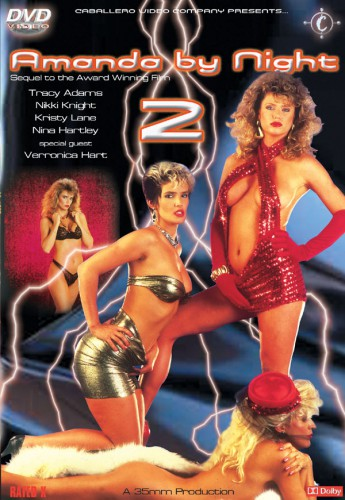 Amanda By Night 2 (1988) cover