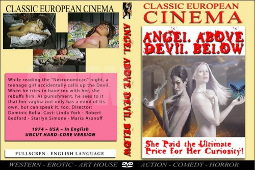 Angel Above and the Devil Below (1974) cover