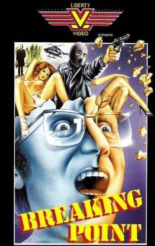 Breaking Point - Pornografisk Thriller (1975) cover