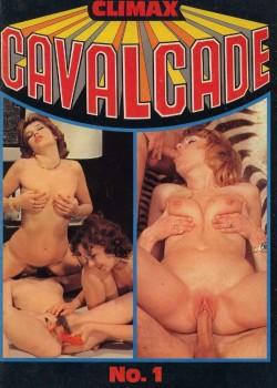 Cavalcade 01 (Magazine) cover
