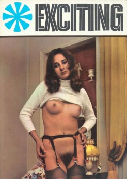 Color Climax Exciting (1967) (Magazine) cover