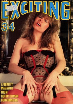 Color Climax Exciting 34 (Magazine) cover