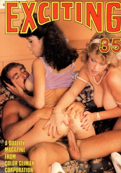 Color Climax Exciting 35 (Magazine) cover