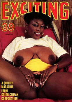 Color Climax Exciting 39 (Magazine) cover