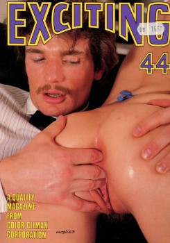 Color Climax Exciting 44 (Magazine) cover