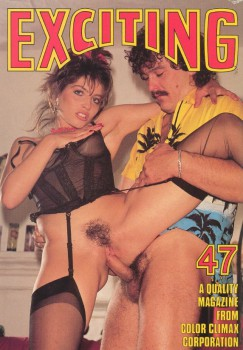 Color Climax Exciting 47 (Magazine) cover