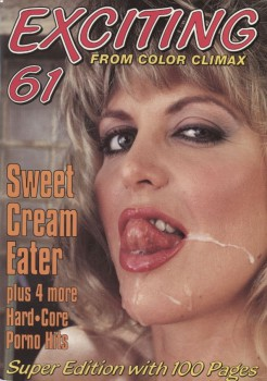 Color Climax Exciting 61 (Magazine) cover