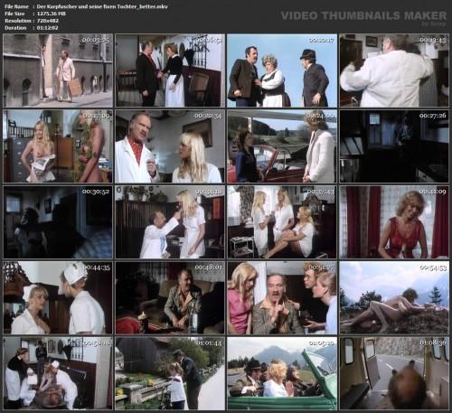 Der Kurpfuscher und seine fixen Tochter (Better Quality) (1980) screencaps