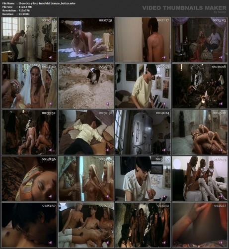 El erotico y loco tunel del tiempo (Better Quality) (1983) screencaps