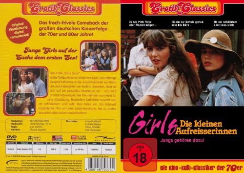 Girls - die Kleinen Aufreisserinnen (1980) cover