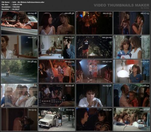 Girls - die Kleinen Aufreisserinnen (1980) screencaps