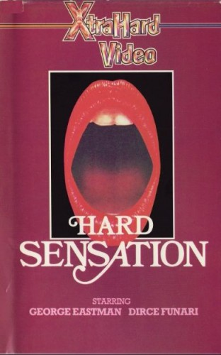Hard Sensation (1980) cover