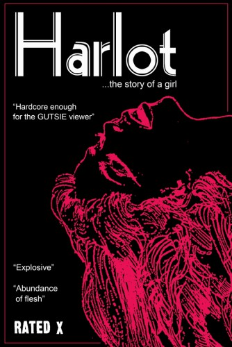 Harlot (1971) cover