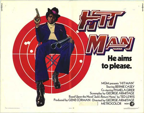 Hit Man (1972) cover