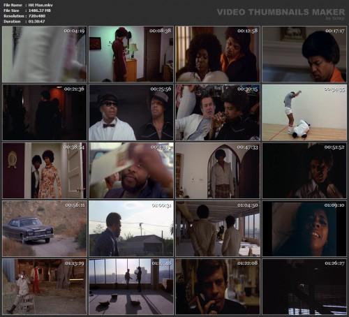 Hit Man (1972) screencaps