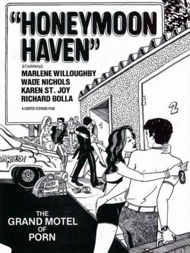 Honeymoon Haven (1977) cover