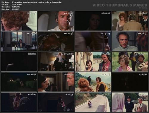 Il tuo vizio e una stanza chiusa e solo io ne ho la chiave (1972) screencaps
