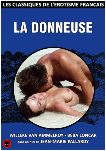 La donneuse (1976) cover