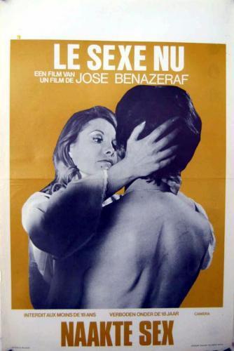 Le sexe nu (1973) cover