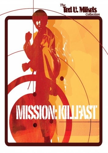 Mission Killfast (1991) cover