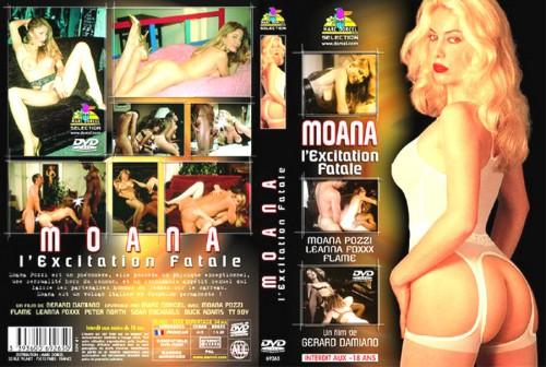 Moana l'Excitation Fatale (1992) cover