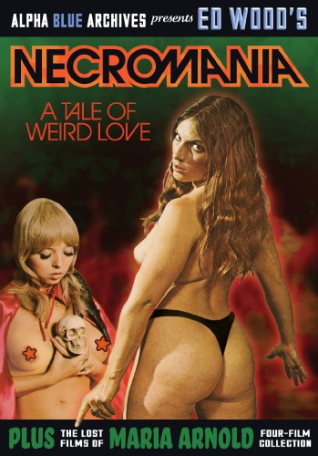 Necromania (1971) cover