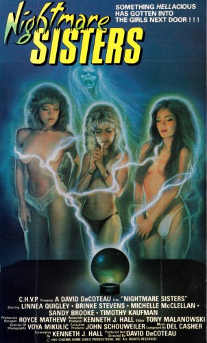 Nightmare Sisters (1988) cover